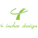 """4 inches"" Design studio"