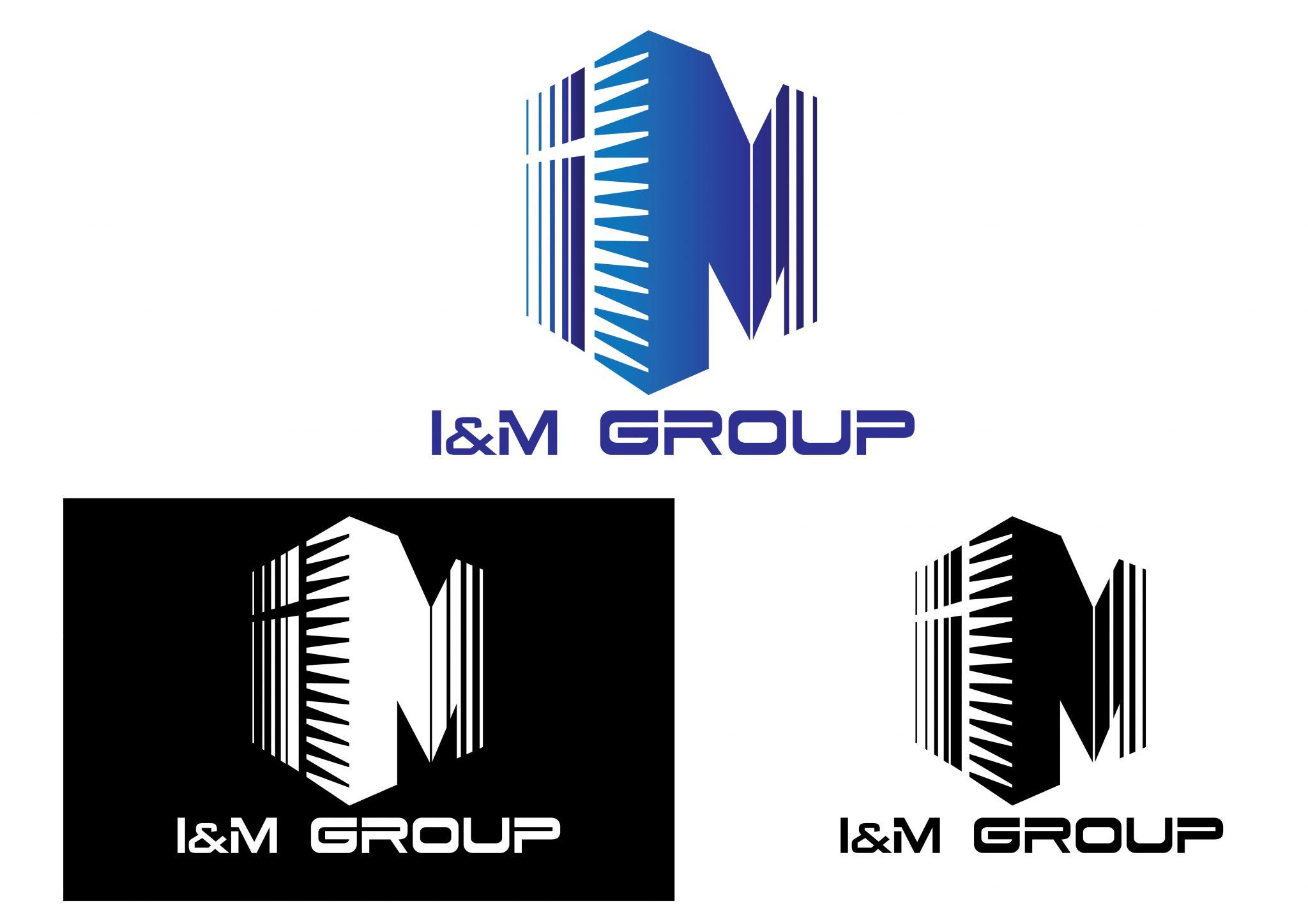 Grafichen dizain - I&M Group Logo